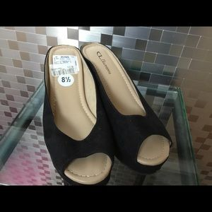 Platform Wedges. New with tags